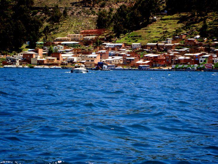 Tiquina, Bolivia.