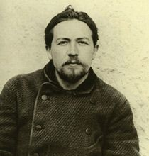 Anton Chekhov - doesn't he look like some young, cool dude from California?  Or is it just me?