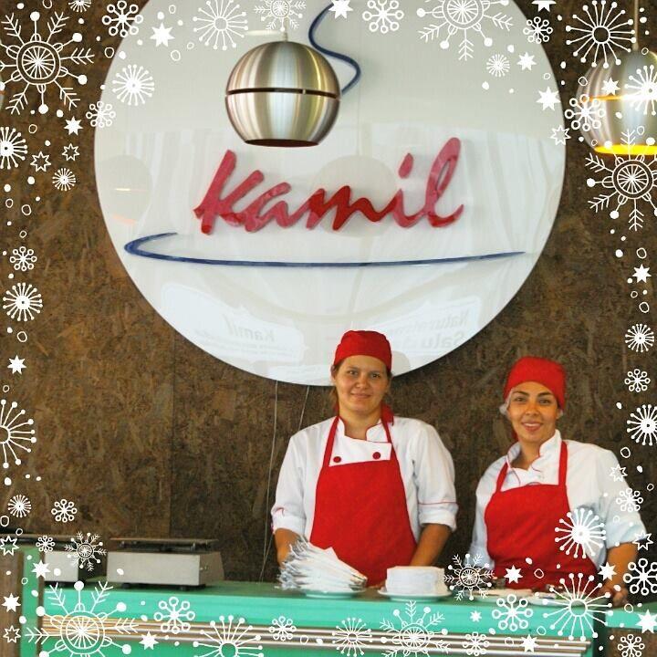 ¡En #Kamil Te deseamos una #FelizNavidad! Gracias por hacer parte de los que amamos la comida fresca y #saludable.