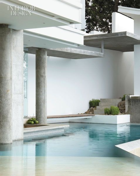 172 best images about interior design indoor pools on for Pool design costa rica