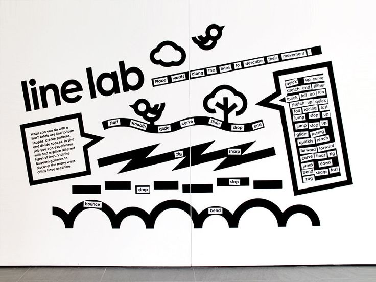 Line Lab - The Department of Advertising and Graphic Design: Graphic Design, Kids Graphics, Kids Exhibitions, Children Museums, Graphics Design, Exhibitions Design, Moma Design, Exhibitions Inspiration, Design Studios