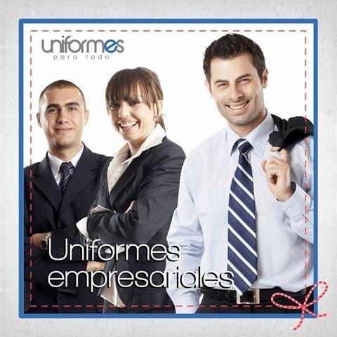 ¿Quieres darle una nueva imagen a tu empresa? ¡Cuenta con nosotros! #UniformesParaTodo