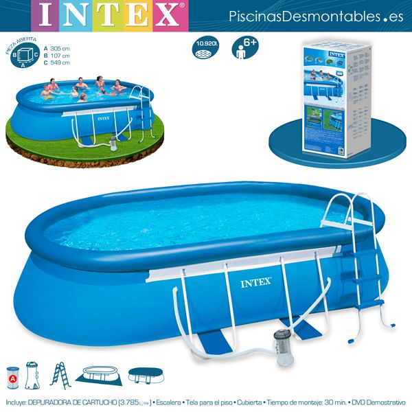 Tamaos de piscinas piscina pvc fondo marino bestway for Piletas infantiles intex