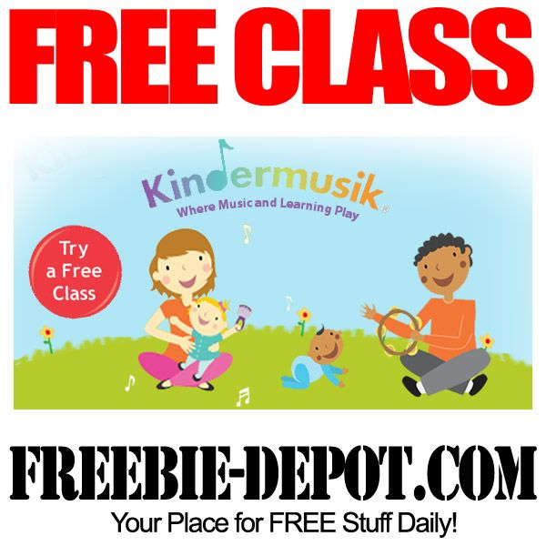FREE Kindermusik Class – FREE Music Class for Kids – Try a FREE Class!  #freebie