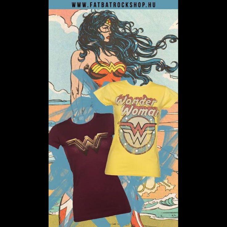 #wonderwoman #tshirtshop #webshopping #webshop #instahun #mik #tshirt #womensfashion #women #fatbatrockshop #fatbat #alányokraisgondolunk #girl #geekgirls