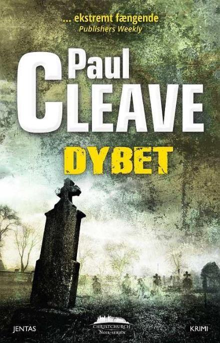 Dybet (Christchurch Noir serien) af Paul Cleave (Bog) - køb hos Saxo