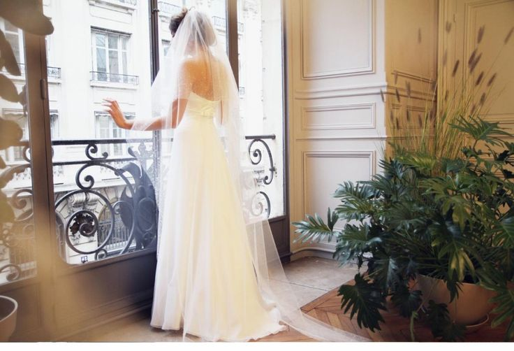 Robe de mariée Olivier Portais 2014 - Photo:Amel Kerkeni.