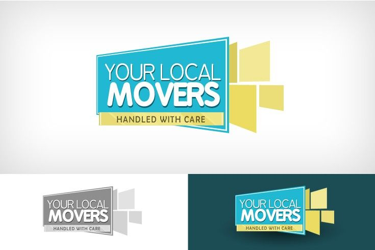 Your Local Movers Logo by Kobi091
