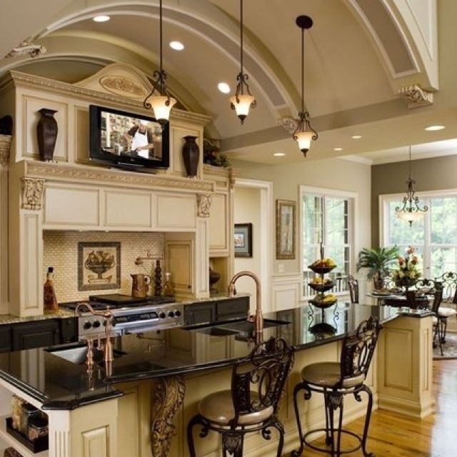 Amazing Kitchens: 62 Best French Country Kitchens Images On Pinterest