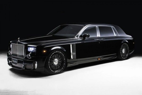 Rolls-Royce Phantom Sports Line Black Bison Edition