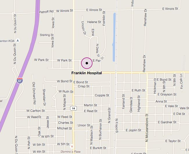 FRANKLIN COUNTY HOSPITAL FIRE | Disclosure News Online
