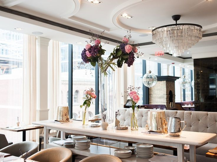 Downtown, luxurious, Manhattan Penthouse inspired venue. The Chase, Toronto