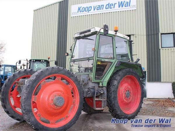 Fendt 380GT Foto 1