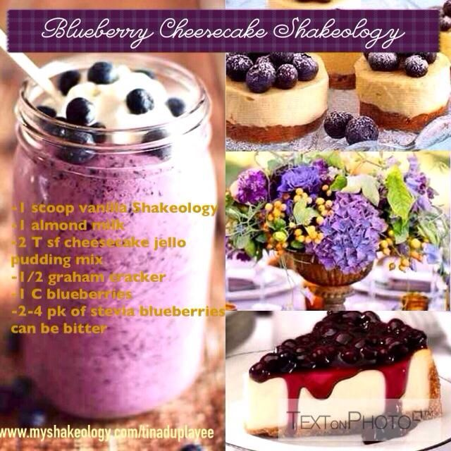 17 Best Images About Shakeology Recipes On Pinterest