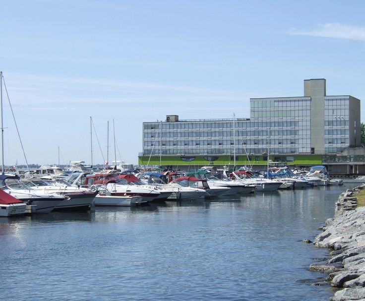 The Kingston Waterfront Hotel