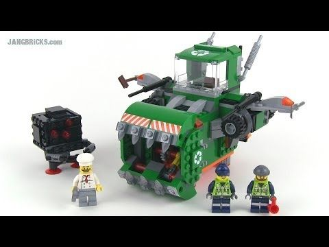 LEGO Movie set review: Trash Chomper 2-in-1!! 70805