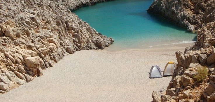 Sometimes Paradise Is Not So Far Away (in Crete!)!  Reserve Your Place with www.cretetravel.com :)