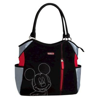 diaper bags designer cheap e2w3  Disney Mickey Fashion Tote Diaper Bag