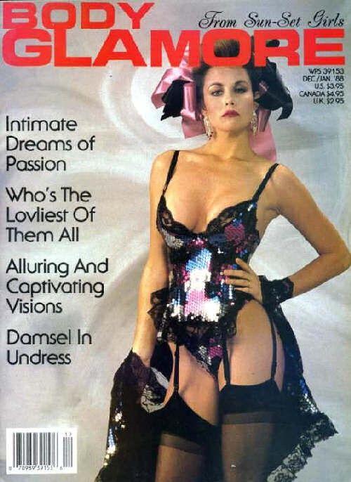 Body Glamore Magazine Catalog 1988 Barbara Edwards