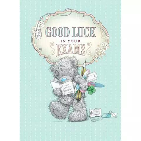 how to say good luck for exam in viet