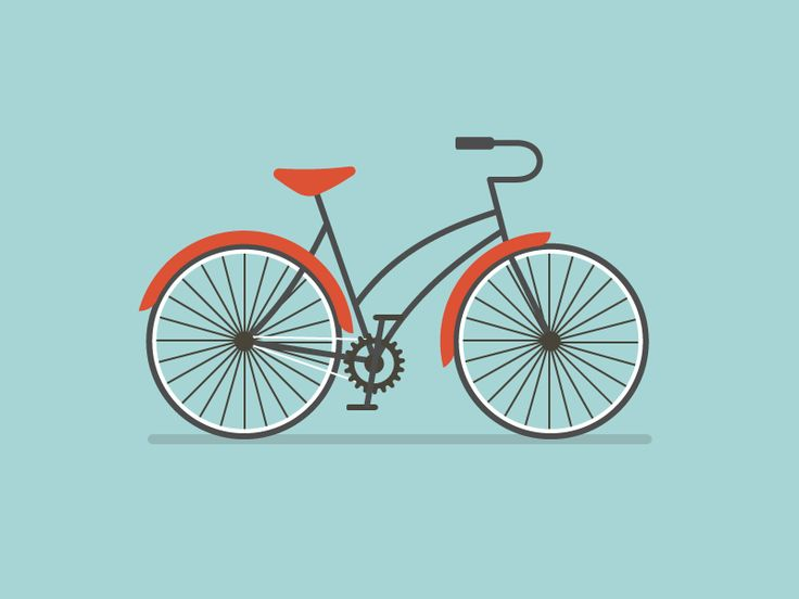 Bike Rebound by Dustin Lee