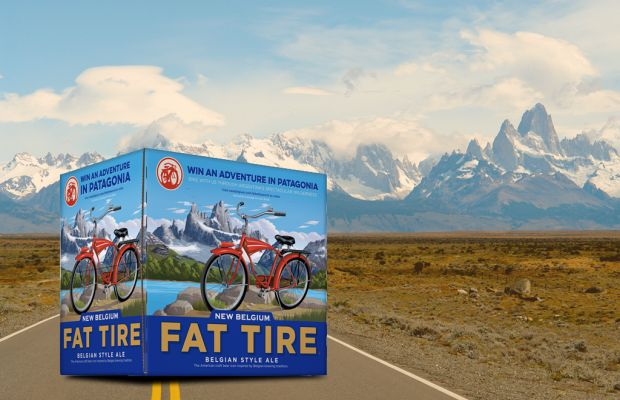 New Belgiums Bike The World With Fat Tire Sweepstakes Might Send You To Patagonia http://l.kchoptalk.com/2rCEIOk