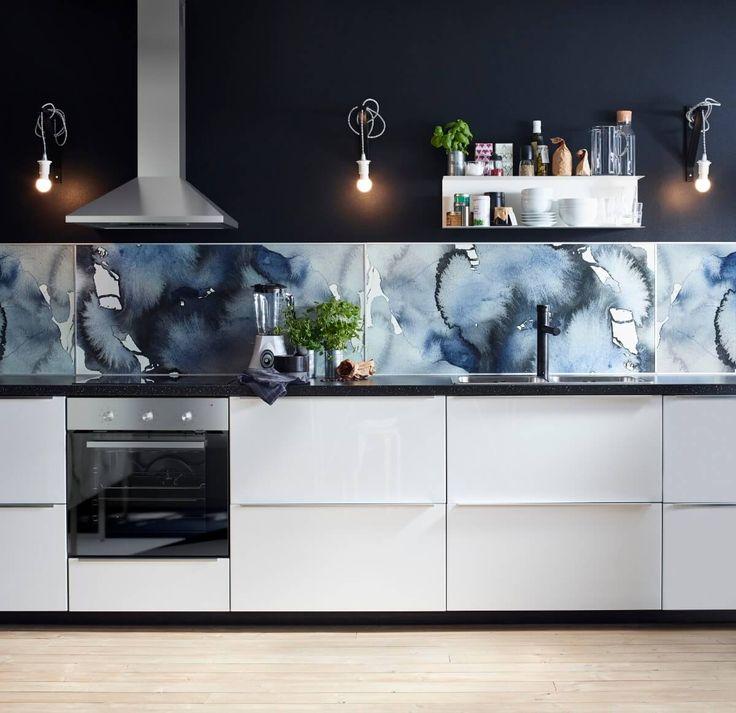 Ikea Knoxhult Küche | As 66 Melhores Imagens Em Ambientazioni No Pinterest Cozinha