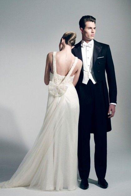 costume sur mesure de mariage artling - Costume Queue De Pie Homme Mariage