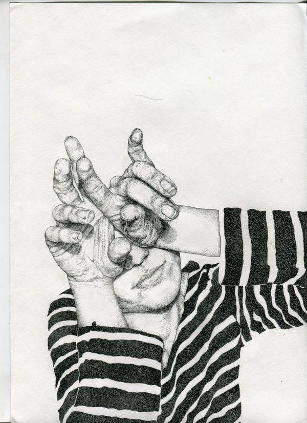 illustrations by analisa aza