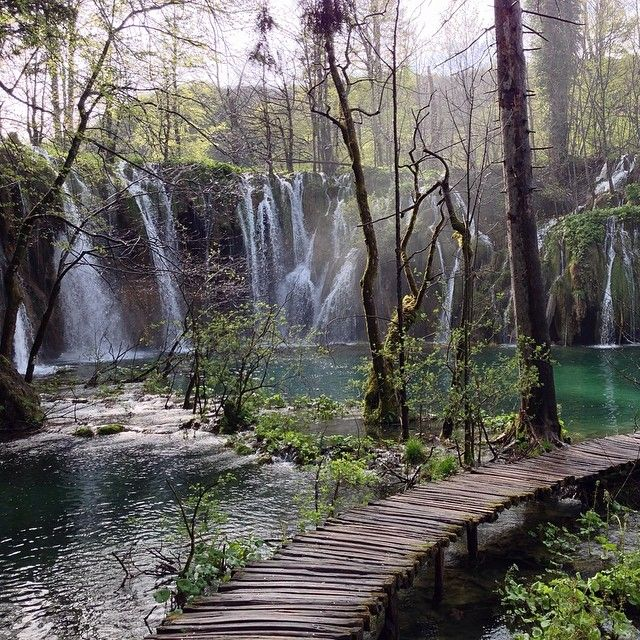 Croatia: Plitvica