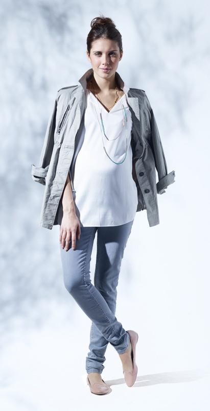 Véronique Delachaux, Prêt à porter pour femme enceinte. Collection printemps été 2013. www.veroniquedelachaux.fr
