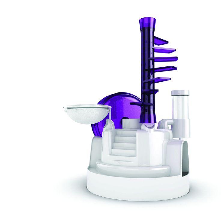 Bio Bubble Activity Pod - White/Metallic Purple