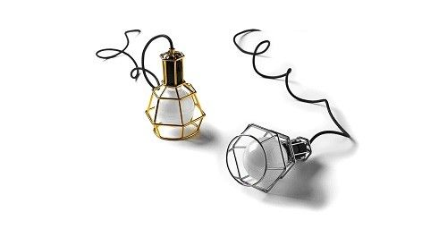 Design House Stockholm Work Lamp - Copper - Lighting