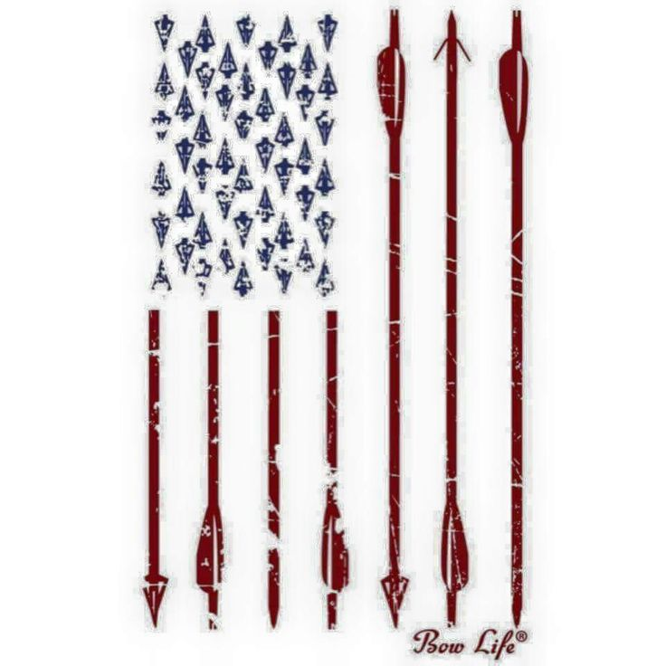 Bow life flag