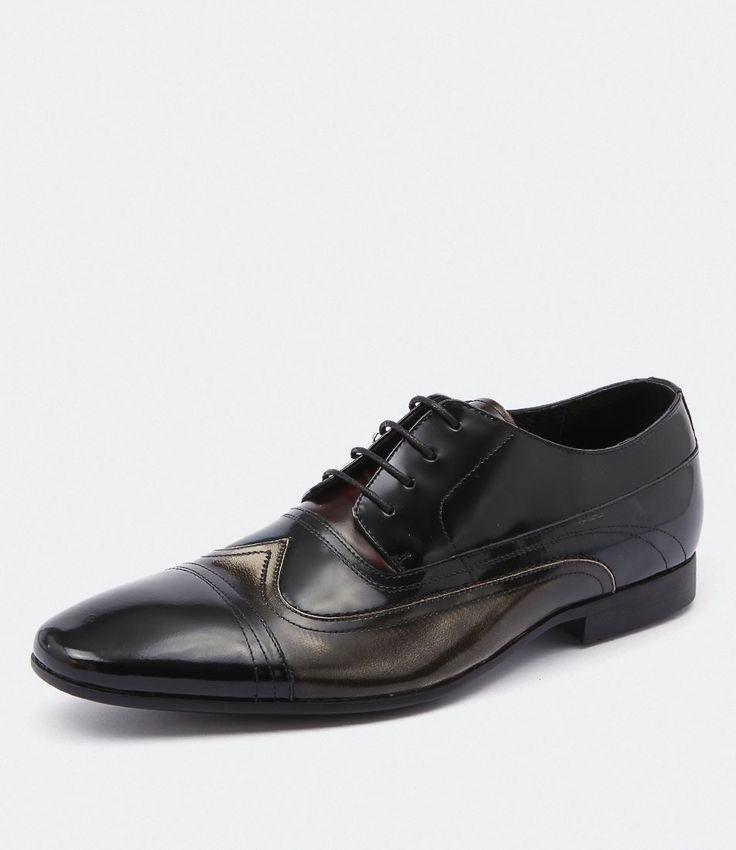 Julius Marlow Yell Black Multi at styletread.com.au Retro feel? On sale at $96