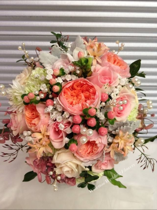 Stunningly gorgeous bouquet by the Willetton Wedding Flowers girls!
