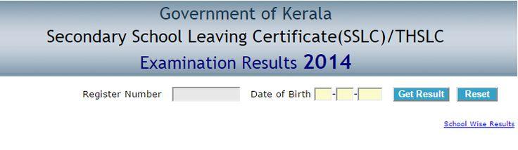 Kerala SSLC Result 2015 – Check Kerala sslc (10th Class) Result through online mode on its official website portal at www.keralapareekshabhavan.in