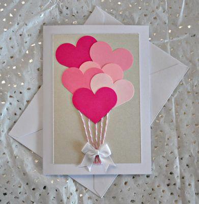 postales de corazones para san valentin