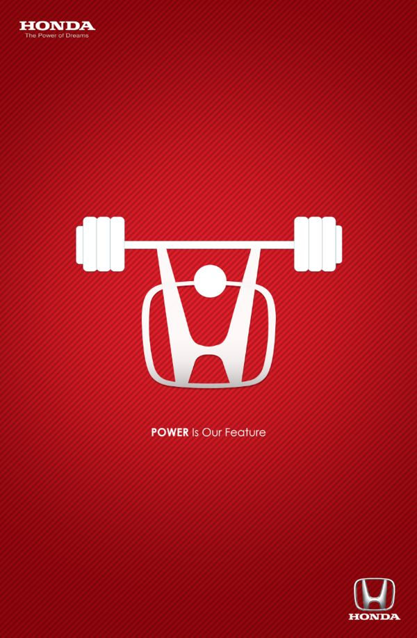 Honda Corporate Ad by Mahmoud Ali Tamawy, via Behance