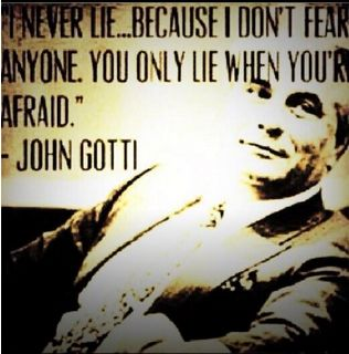"""Victoria Gotti responded on Twitter by tweeting a quote from her dad, """"I never lie….because I don't fear anyone. You only lie when you're afraid.""""... Read more and join in at: http://www.allaboutthetea.com/2014/08/25/rino-cheated-with-teresas-mother/"""
