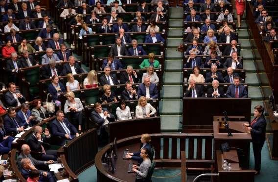 Sejm - PAP/Jakub Kamiński