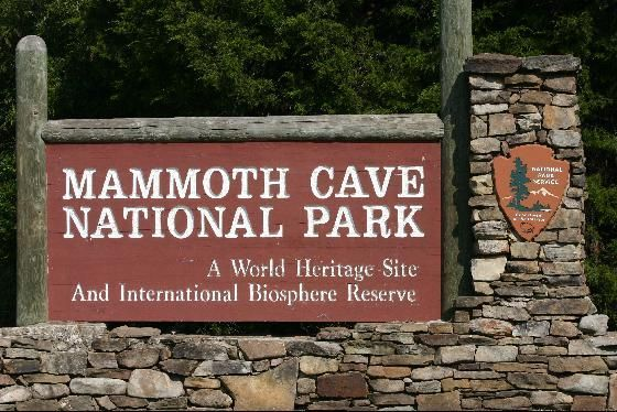 Mammoth Cave KY,