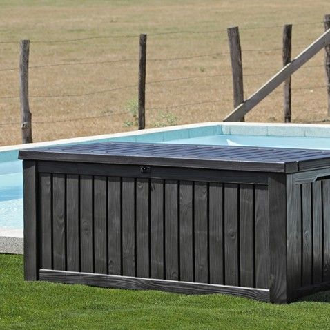 25 best ideas about coffre de jardin on pinterest. Black Bedroom Furniture Sets. Home Design Ideas