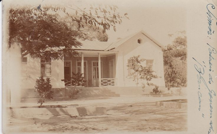 Timor Leste - Baucau - Palácio do Governador
