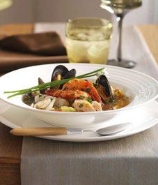 Slow-cooked bouillabaisse - Style At Home