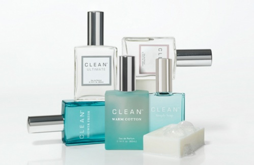 The CLEAN fragrance line is classic!