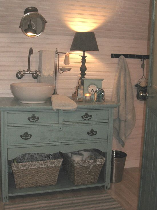 17 Best Ideas About Dresser Vanity On Pinterest Dresser Sink Vintage Bathroom Vanities And