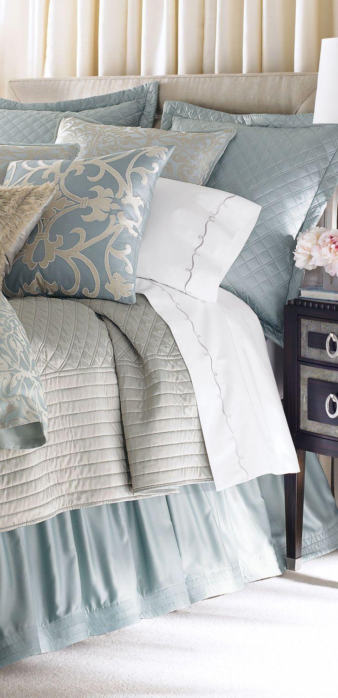 uniqueshomedesign:  Jackie Bed Linens… charisma design