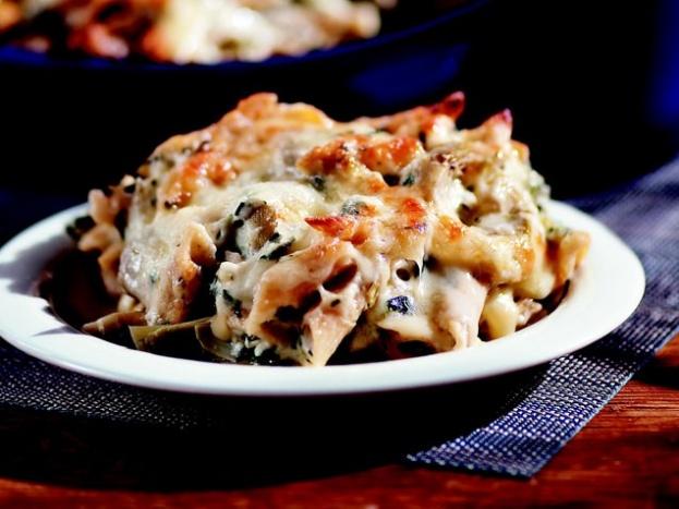 Rachael Ray's Spinach & Artichoke Mac 'n' Cheese | Recipe
