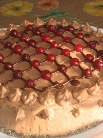 Кулинарный рецепт торт песочный
